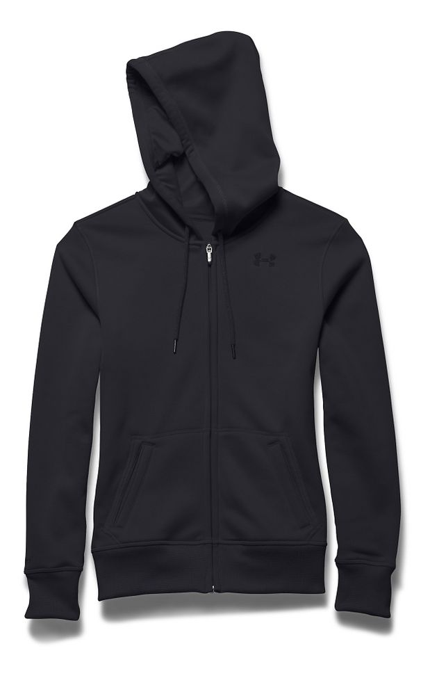 Under Armour Storm Armour Fleece Full-Zip Warm Up Hooded Jacket