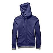Womens Under Armour Storm Armour Fleece Full-Zip Warm Up Hooded Jackets