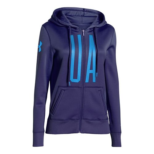 Women's Under Armour�Storm Armour Fleece Full-Zip Graphic Hoody