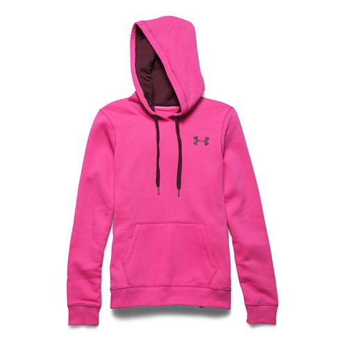Women's Under Armour�Rival Fleece Pullover Hoody