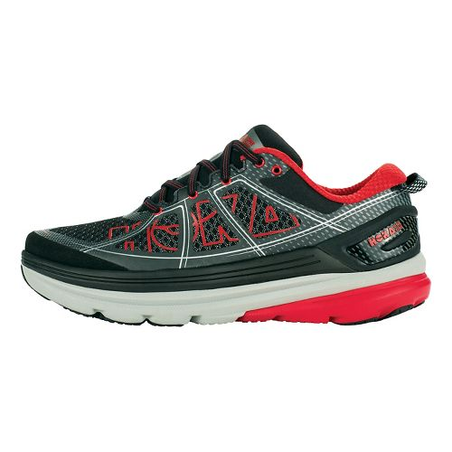 Mens Hoka One One Constant 2 Running Shoe - Black/Grey 12