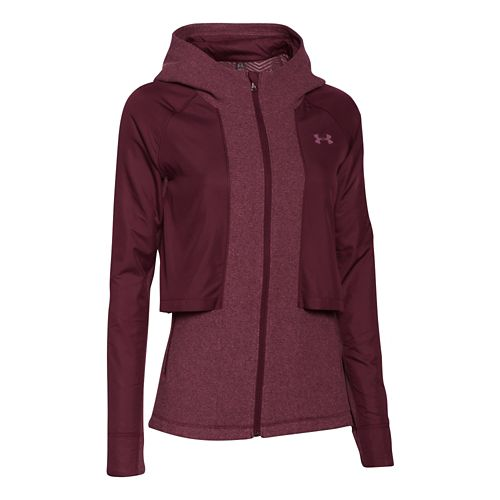 Women's Under Armour�Survivor Hybrid Full-Zip Hoody
