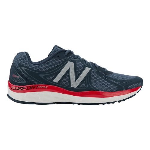 Mens New Balance 720v3 Running Shoe - Outer Space/Red 11.5