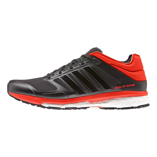 Mens adidas Supernova Glide 7 ATR Running Shoe - Maroon/Black 12