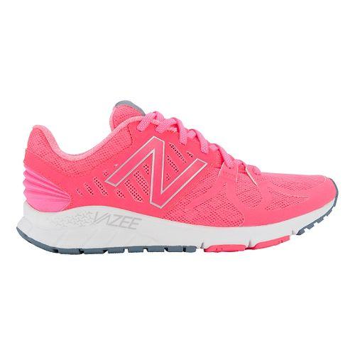 Womens New Balance Vazee Rush Running Shoe - Pink/White 8