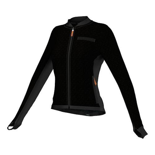 Womens adidas Adistar Outerwear Jackets - Black L