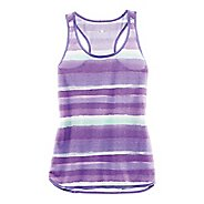 Womens Brooks Ghost Racerback Sleeveless & Tank Technical Tops