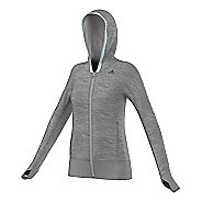 Womens adidas Supernova Beyond The Run Hoodie Outerwear Jackets