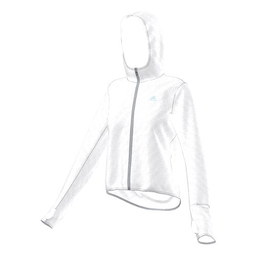 Women's Adidas�Supernova Run Transparent Jacket