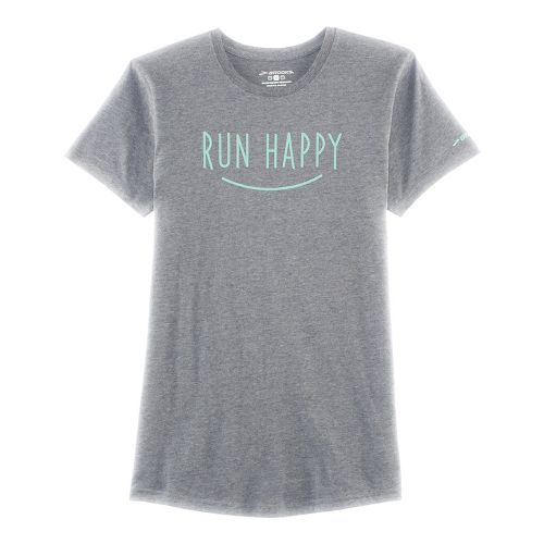Women's Brooks�Run Happy Smile Tee