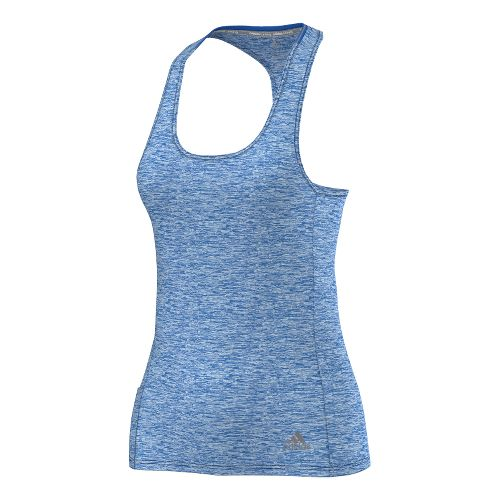 Womens adidas Supernova Fitted Tank Technical Tops - Bold Blue XS