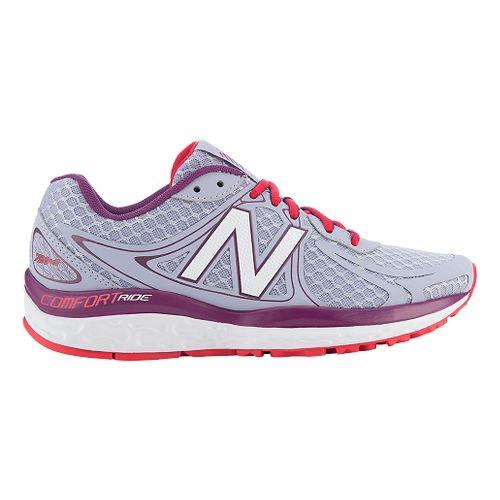 Womens New Balance 720v3 Running Shoe - Day Break/Red 6