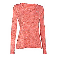 Womens Under Armour Tech Twist Long Sleeve Technical Tops