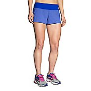 "Womens Brooks Chaser 3"" Lined Shorts"