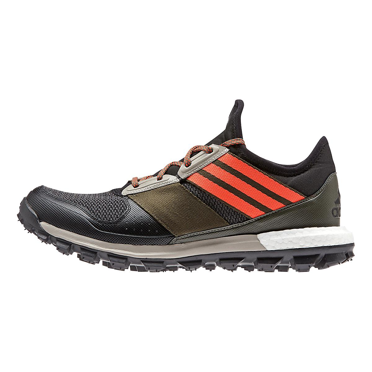mens adidas response trail boost trail running shoe at. Black Bedroom Furniture Sets. Home Design Ideas