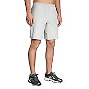"Mens Brooks Rush 9"" Unlined Shorts"