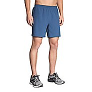 "Mens Brooks Sherpa 2-in-1 7"" Shorts"