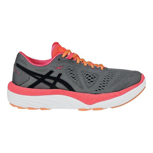 Womens ASICS 33-M 2 Running Shoe - Black/Orange 10