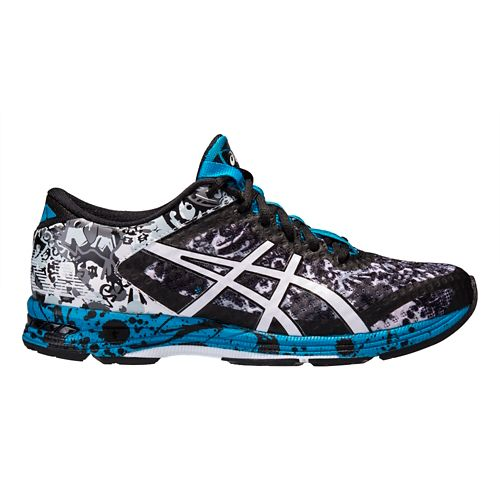 Mens ASICS GEL-Noosa Tri 11 Running Shoe - Grey/Blue 10