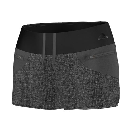 Womens adidas Adistar Viz Unlined Shorts - Black XS