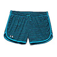 Womens Under Armour Tech Short Dope Dye Split Shorts