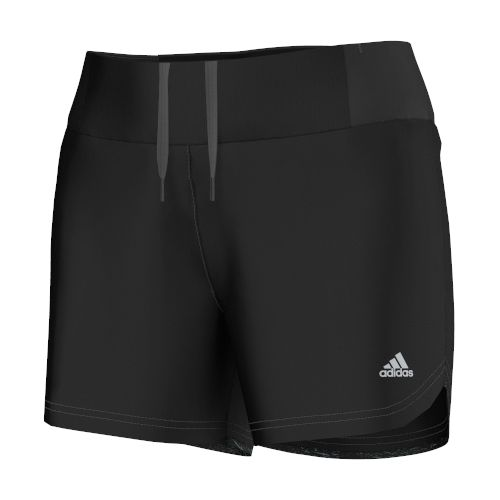 Womens adidas Supernova Sequence Unlined Shorts - Black XL