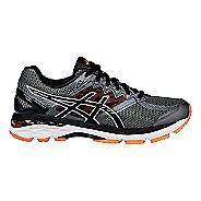 Mens ASICS GT-2000 4 Running Shoe - Grey/Black 6.5