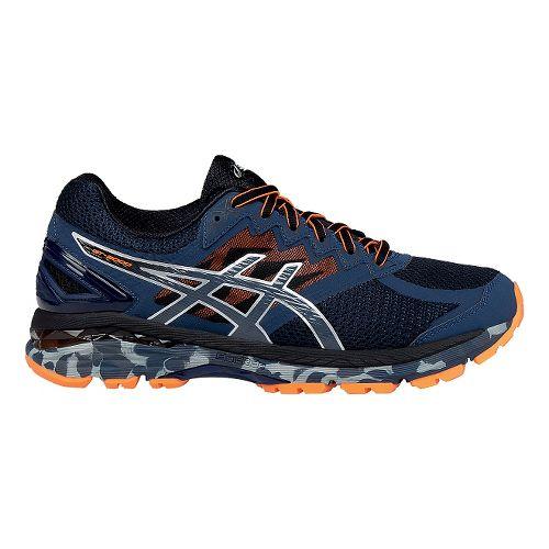 Mens ASICS GT-2000 4 Trail Running Shoe - Mediterranean/Slate 13