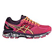 Womens ASICS GT-2000 4 Trail Running Shoe - Azalea/Melon 6