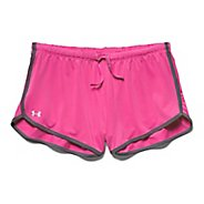Womens Under Armour Alpha Mesh Unlined Shorts
