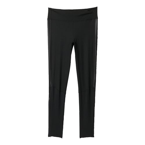 Womens Adidas Supernova Long Tights & Leggings Pants - Black L