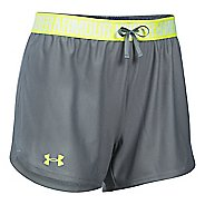 Womens Under Armour Play Up Unlined Shorts