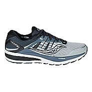 Mens Saucony Triumph ISO 2 Running Shoe - Grey/White 8