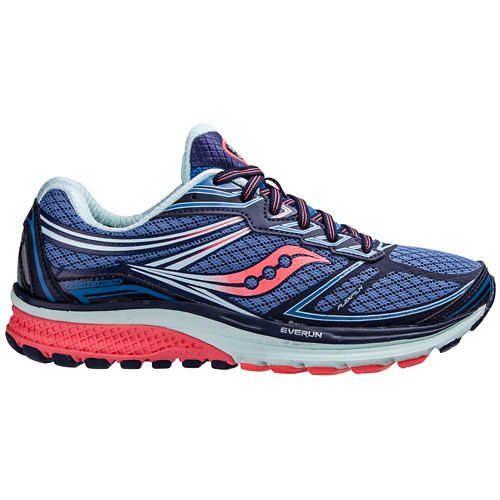 Womens Saucony Guide 9 Running Shoe - Cobalt 11
