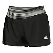 Womens adidas Mia Q3 Graphic Unlined Shorts
