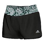 Womens adidas Mia Q4 Waistband Unlined Shorts