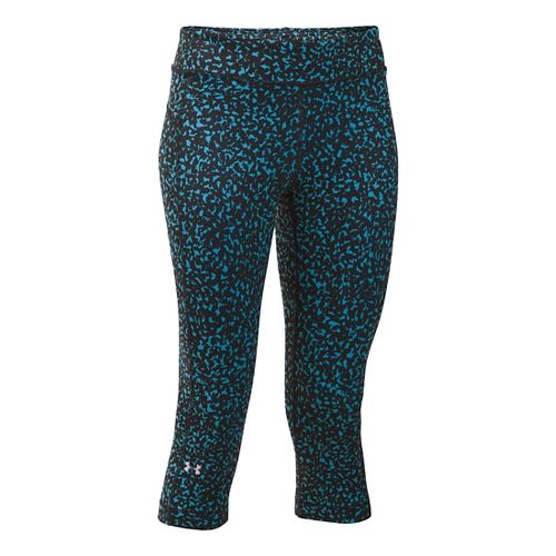 Women's Under Armour�Heatgear Armour Capri (Printed)