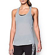 Womens Under Armour Streaker Sleeveless & Tank Technical Tops
