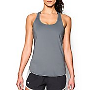 Womens Under Armour Fly By Run Sleeveless & Tank Technical Tops