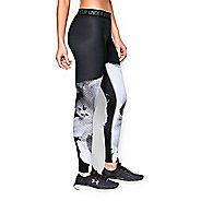 Womens Under Armour Roga Engineered Tights & Leggings Pants