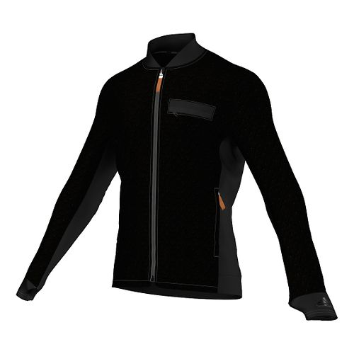 Mens adidas Adistar Outerwear Jackets - Black XL