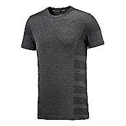 Mens adidas Adistar Wool Primeknit Tee Short Sleeve Technical Tops