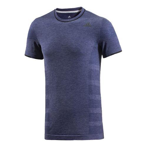 Men's Adidas�Adistar Wool Primeknit Short Sleeve Tee