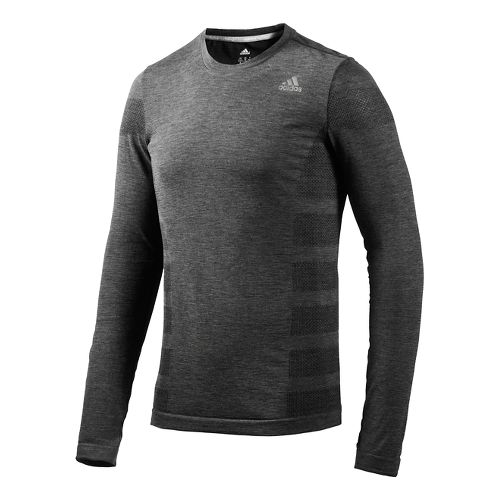 Men's Adidas�Adistar Wool Primeknit Long Sleeve Tee
