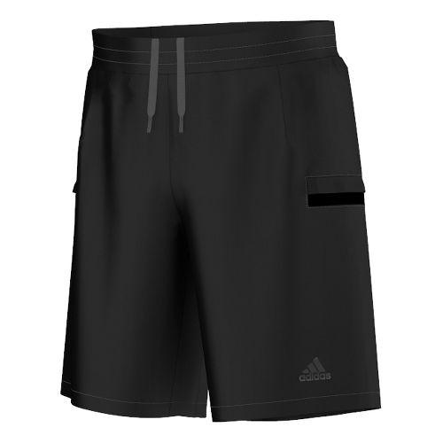 Mens adidas Adistar 9 Unlined Shorts - Black M