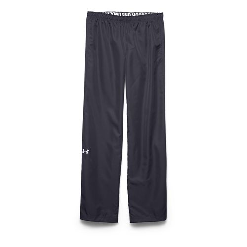 Womens Under Armour Fanatical Woven Full Length Pants - Phantom Grey XL