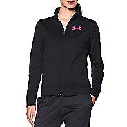 Womens Under Armour Rival Jacket Hoodie & Sweatshirts Technical Tops
