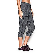 Womens Under Armour Tech Capri Pants