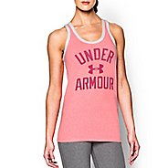 Womens Under Armour Favorite Legacy Sleeveless & Tank Technical Tops