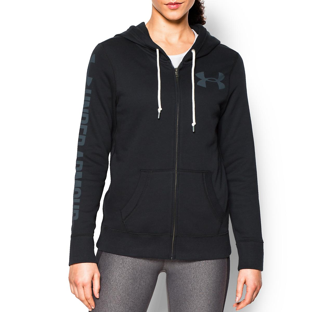 Women's Under Armour�Favorite Fleece Full-Zip Hoody